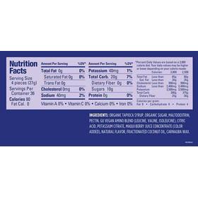 GU Energy Chews Box 18x54g, Blueberry-Pomegranate